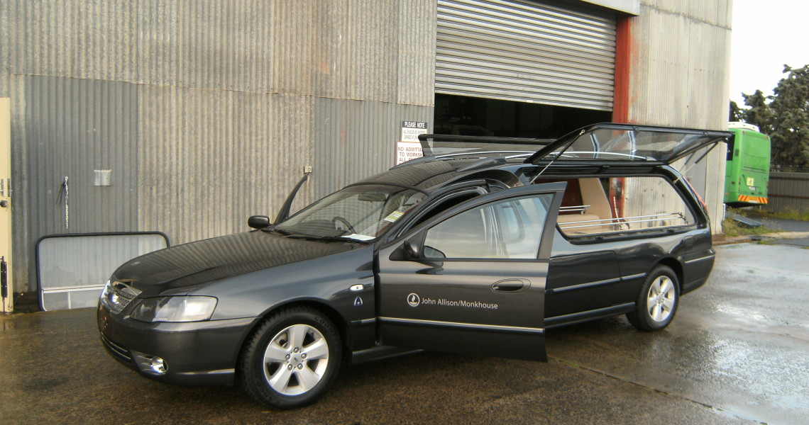 VMS Funeral Car Modification