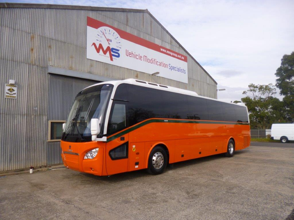 VMS Bus Modifications