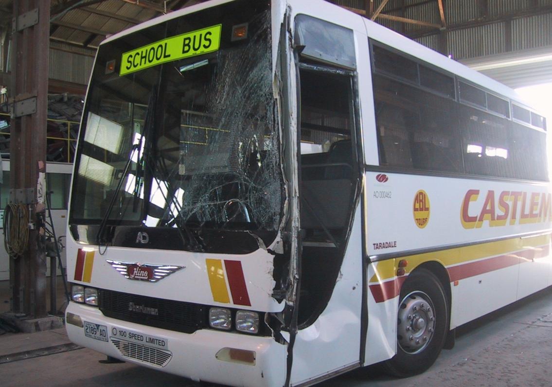 Insurance Repairs for Buses, Trucks and Vans