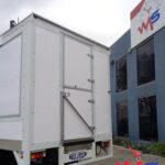 Merchandise Truck